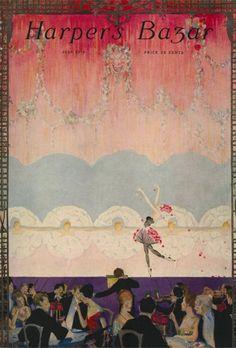 Harper's Bazaar 1916 - ballet dancers - crop.jpg 473×699 pixels
