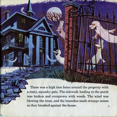 Walt Disney Presents The Haunted Mansion ©1970 - pg 3