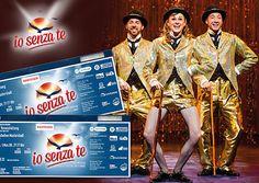 """Gewinne mit Weltbild 2 x 2 Tickets für das Musical """"Io senza Te""""!  Nimm hier am Wettbewerb teil und sei am Musical dabei: http://www.gratis-schweiz.ch/gewinne-tickets-fuer-das-musical-io-senza-te  Alle Wettbewerbe: http://www.gratis-schweiz.ch"""