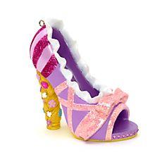 9ed674c181475 Mini chaussure décorative Raiponce Raiponce Disney