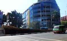 Belum Ada Izin, Proyek Mal dan RS Eks Pangrango Plaza Jalan Terus www.heibogor.com