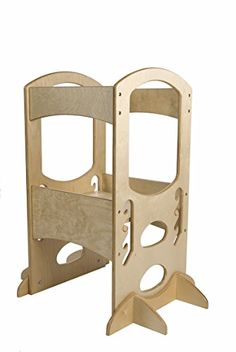 #1 Kids Step Stool w/Safety Rail ★ Little Partners Learning Tower, Natural ★ Adjustable Height Kitchen Step Stool for Toddlers ★ Solid Wood Construction ★ For Your Little Helper in the Kitchen ★ 100% Satisfaction Guaranteed Little Partners http://www.amazon.com/dp/B001ECHXVC/ref=cm_sw_r_pi_dp_28-7ub1C1NWZ6