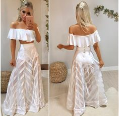 16 New Ideas for fashion african pants outfits Diy Fashion, Ideias Fashion, Fashion Dresses, Fashion Looks, Fashion Design, Trendy Fashion, Long Summer Dresses, Summer Outfits, Cute Outfits