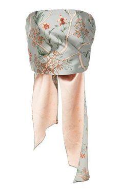 Floral Satin Top by Johanna Ortiz Resort 2019 Floral Satin Top by Johanna Ortiz Resort 2019 Kpop Fashion Outfits, Stage Outfits, Mode Outfits, Fashion Dresses, Womens Fashion, Steampunk Fashion, Gothic Fashion, Mode Kimono, Satin Top