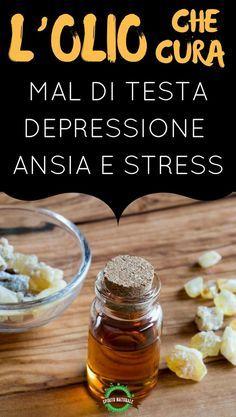L'olio che cura il mal di testa, depressione, ansia, stress e aiuta a prevenire il Cancro