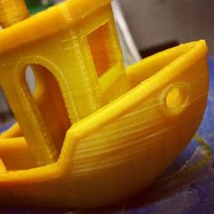 Something we liked from Instagram! #3dbenchy #gold #nottobad #needswork #3dprint #3dprinter #3dprinted #rekmax3d #boat #tugboat #sea #ocean #PLA #filament #toy #bathtub #sevenseas by rek_max_3d check us out: http://bit.ly/1KyLetq