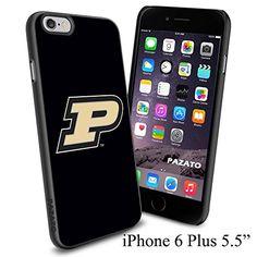 "NCAA P BOILER MAKERS , Cool iPhone 6 Plus (6+ , 5.5"") Smartphone Case Cover Collector iphone TPU Rubber Case Black Phoneaholic http://www.amazon.com/dp/B00VVNFGZE/ref=cm_sw_r_pi_dp_vTJnvb0B4A1RZ"