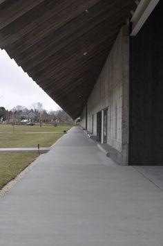 New Parrish Art Museum - Vanishing Point View