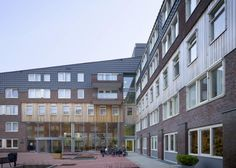 health care, Looborch, Zeist, Netherlands, www.jorissensimonettiarchitecten.nl