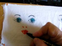 antonette cely | this preview of antonette cely s dvd shows you how to make cloth doll ...