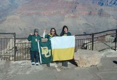 #BaylorProud at the Grand Canyon! #SicEm (via PattiC6 on Twitter) #BaylorEverywhere