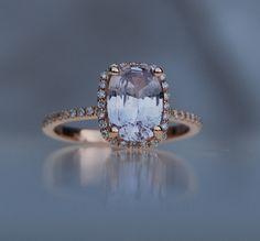 Bildresultat för grey sapphire ring