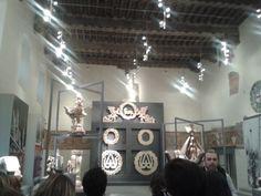 L'invasione di Museo di Palazzo Pretorio (Prato) #invasionidigitali