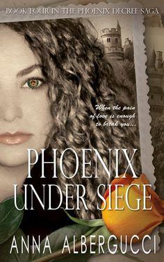 The Phoenix Decree   The Phoenix Decree Saga Book 1   by Anna Albergucci     Genre: Time Travel/ Paranormal Romance             How f...