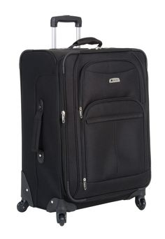 """Illusion Spinner 25"""" Spinner Suitcase"""