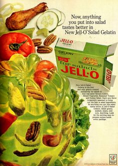 These Jell-O Salad Ads Are Amazing