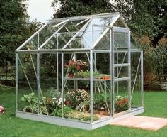 Cheap Greenhouses open up the world of greenhouse gardening to everyone. For little cost we can all enjoy fresh produce year round !  http://www.greenhousestores.co.uk/Cheap-Greenhouses/