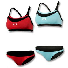 Great two piece for triathlon racing and swim training