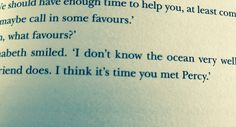 Last sentence of Magnus Chase, Hammer of Thor: WARNING: MEGA SPOILER, but it's just so awesome