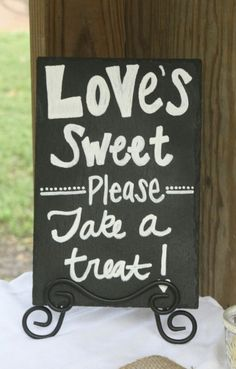 Chalkboard Custom Sign, Wedding Signs, Chalkboard Table Signs, Personalized Sign