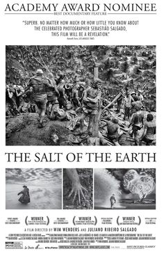 The Salt Of Earth Poster