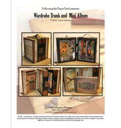 Wardrobe Trunk Mini Album