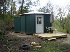 Artist's Studio or Office Building for by PineRiverWoodcraft, $4480.00
