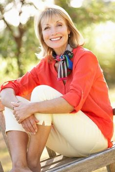 Stay stylish in your sixties! Learn our advice for fashion for women over 60. You're only as young as you feel so get to feel great with our guide!