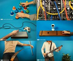 Robot Repair Demonstrates How to Play Over 180 Instruments