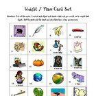 Get out the scissors and glue! Students cut out cards showing pictures of various objects. They then decide the appropriate unit to use when measur...