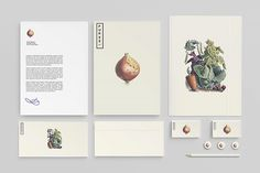 Puree Organics Branding by Studioahamed
