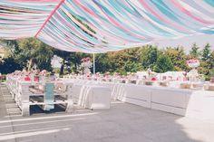 Decoración romántica y super chic de la Calista One summer party {Decoración, VIP Comunicación Wedding & Event Planners / Foto, Bossanova Wedding} #weddingdecoration #decoracionbodas #tendenciasdebodas