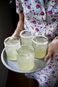 Refinery29 Margarita  by Nicole Franzen Photography, via Flickr