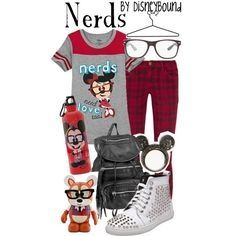 Need nerd outfit