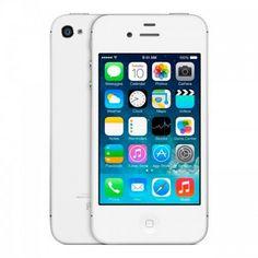 Mobile reconditionné APPLE iPh4S 16Go blnc RIF - Electro Dépôt