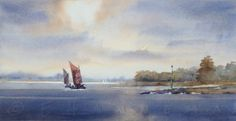 Gallery – Edo Hannema Watercolor Art