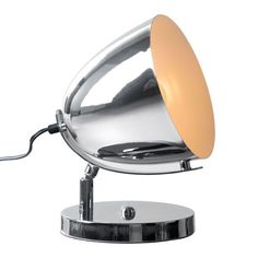 Zuo 50308 Jog Table Lamp Chrome