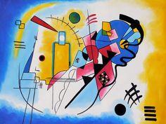 kandinsky paintings - Google Search