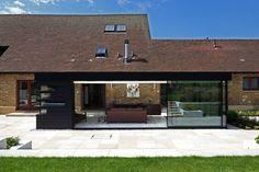 Dovecote Barn : Modern houses by Nicolas Tye Architects