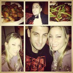 Jeana had a good dinner with Jesse.