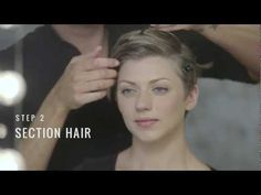 5 Minute Hairstyle - Short - How-to Videos - TRESemmé Style Studio