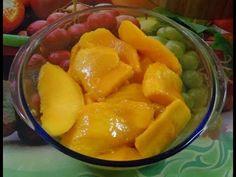 Receta de mermelada de mango sin azúcar / Sugar-free mango jam recipe - YouTube
