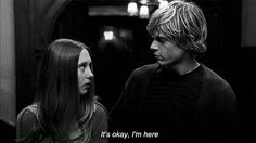 American Horror Story - Tate Langdon and Violet Harmon