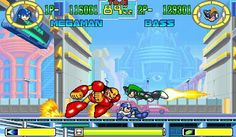 Mega Man - The Power Fighters