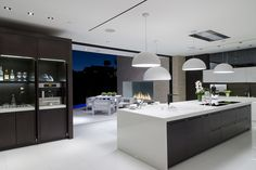 architecture, design, modern home, Whipple Russell Architects, LAUREL WAY Home Decor Kitchen, Kitchen Interior, Design Kitchen, Kitchen Ideas, Küchen Design, House Design, Global Design, Design Ideas, Beverly Hills Houses