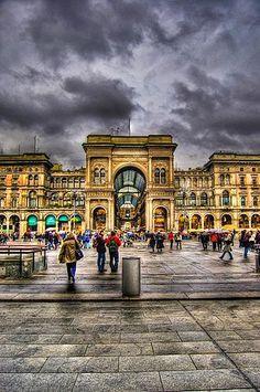 Galleria Vittorio Emanuele II, Milano, Ilatia 1