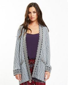 NEW @Lily Bixler Paisley Printed Cardi - Just in!  $149.95 at #Birdmotel Australian Online Boutique