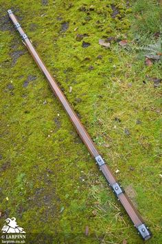 LARP Safe Staffs & Spears for Theater, Cosplay and Costumes Walking Staff, Bo Staff, Armas Ninja, Walking Sticks And Canes, Walking Canes, Medieval Weapons, Fantasy Weapons, Knives And Swords, Larp