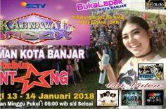 Dimeriahkan DMasiv Hingga Via Vallen Karnaval Inbox SCTV Akan Digelar di Kota Banjar