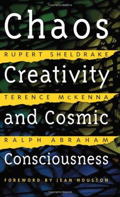 Chaos, Creativity, and Cosmic Consciousness by Rupert Sheldrake  / • A wide-ranging investigation of the ecology of inner and outer space, the role of chaos theory in the dynamics of human creation, and the rediscovery of traditional wisdom.   / Ex Libris <3